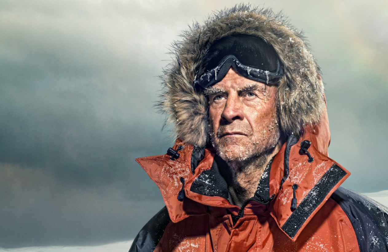 Gary Salter – Ranulph Fiennes for Wired Magazine – Tristan the Assistant